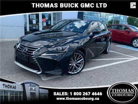 2017 Lexus IS 300 Base (Stk: UC23548) in Cobourg - Image 1 of 21