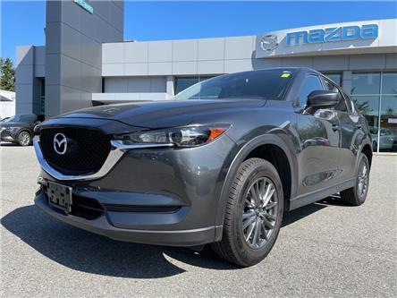 2017 Mazda CX-5 GS (Stk: P4425) in Surrey - Image 1 of 15