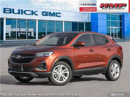 2021 Buick Encore GX Preferred (Stk: 91114) in Exeter - Image 1 of 23