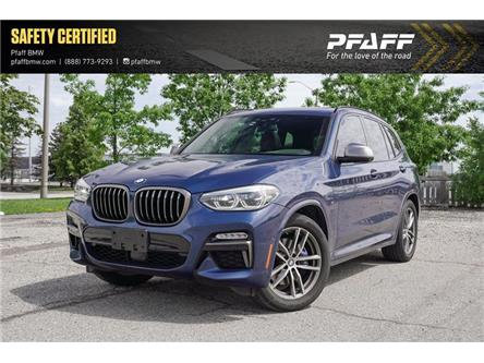 2018 BMW X3 M40i (Stk: 24607A) in Mississauga - Image 1 of 21
