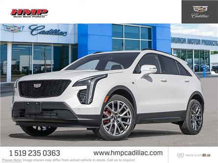 2021 Cadillac XT4 Sport (Stk: 88911) in Exeter - Image 1 of 11