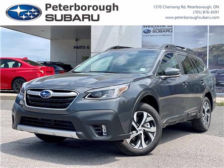2022 Subaru Outback Limited XT (Stk: S4707) in Peterborough - Image 1 of 30