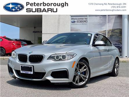 2014 BMW M235i  (Stk: S4653A) in Peterborough - Image 1 of 30