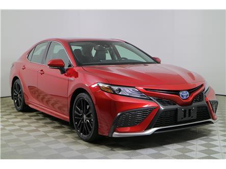 2021 Toyota Camry Hybrid XSE (Stk: 211682) in Markham - Image 1 of 27