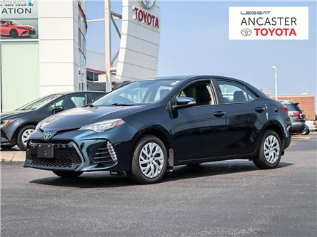 2018 Toyota Corolla SE (Stk: 21294A) in Ancaster - Image 1 of 7