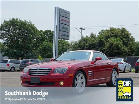 2005 Chrysler Crossfire Limited (Stk: P923189) in Ottawa - Image 1 of 16