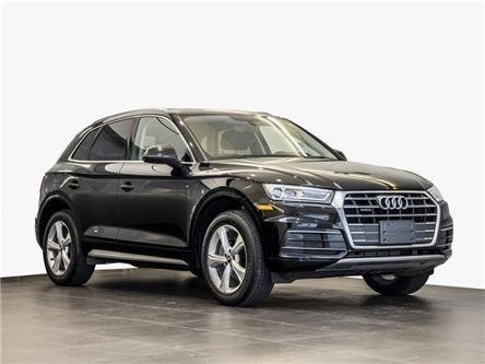2018 Audi Q5 2.0T Progressiv (Stk: PA894) in Ottawa - Image 1 of 21