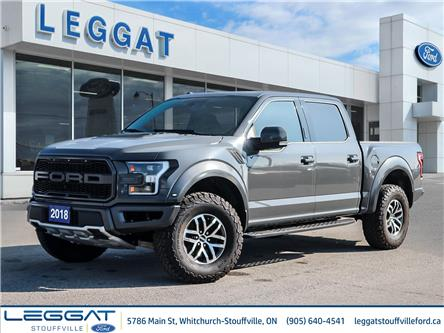 2018 Ford F-150 Raptor (Stk: P020) in Stouffville - Image 1 of 29