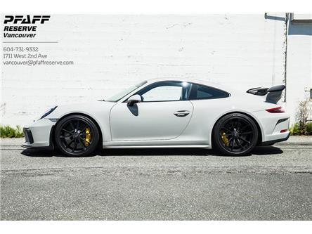 2018 Porsche 911 GT3 (Stk: VU0626) in Vancouver - Image 1 of 17
