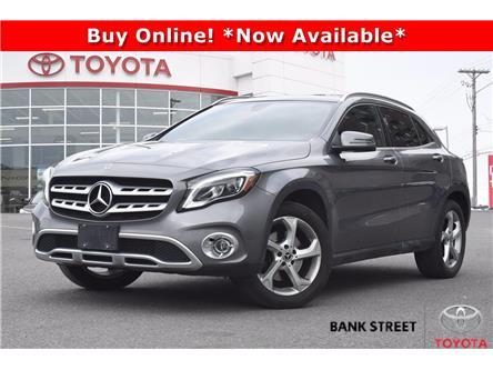 2018 Mercedes-Benz GLA 250 Base (Stk: 19-29325A) in Ottawa - Image 1 of 26