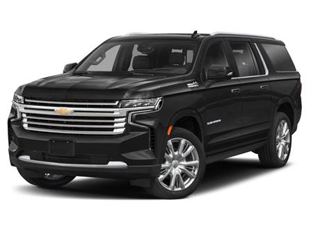 2021 Chevrolet Suburban High Country (Stk: N1-29490) in Burnaby - Image 1 of 9