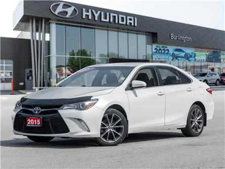 2015 Toyota Camry XSE (Stk: D3028A) in Burlington - Image 1 of 20