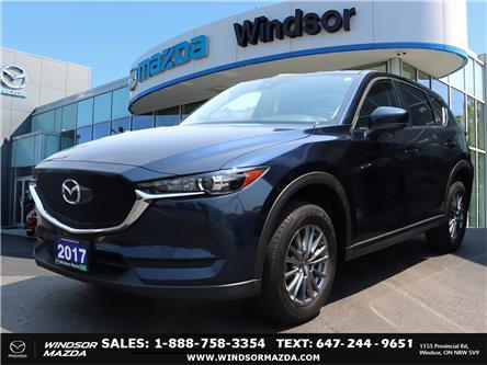2017 Mazda CX-5 GS (Stk: TR38809) in Windsor - Image 1 of 26