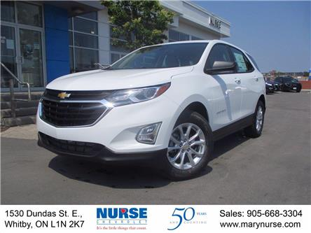 2021 Chevrolet Equinox LS (Stk: 21T071) in Whitby - Image 1 of 25