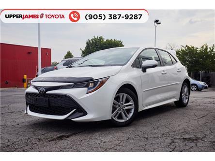 2021 Toyota Corolla Hatchback Base (Stk: 210152) in Hamilton - Image 1 of 22