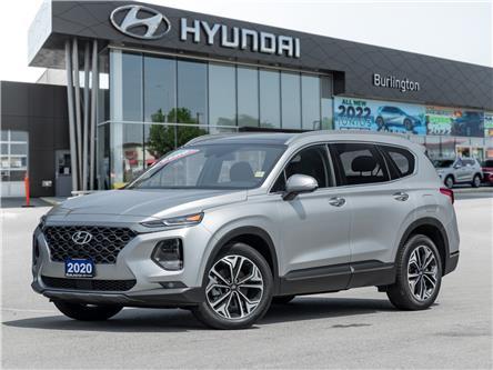 2020 Hyundai Santa Fe Ultimate 2.0 (Stk: U1066) in Burlington - Image 1 of 26