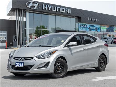 2015 Hyundai Elantra GL (Stk: D3016A) in Burlington - Image 1 of 18