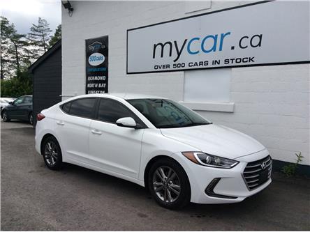 2018 Hyundai Elantra GL (Stk: 210590) in Ottawa - Image 1 of 21