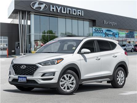 2020 Hyundai Tucson Preferred (Stk: U1031) in Burlington - Image 1 of 22