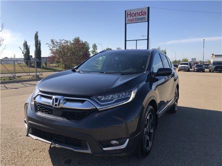 2017 Honda CR-V Touring (Stk: H14-5822A) in Grande Prairie - Image 1 of 27