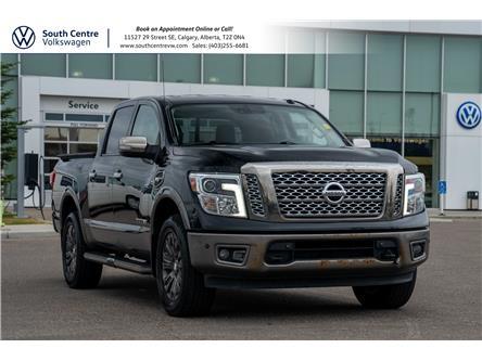 2017 Nissan Titan Platinum Reserve (Stk: 10211B) in Calgary - Image 1 of 42