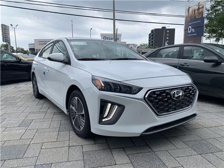 2021 Hyundai Ioniq Plug-In Hybrid ESSENTIAL (Stk: S20463) in Ottawa - Image 1 of 20