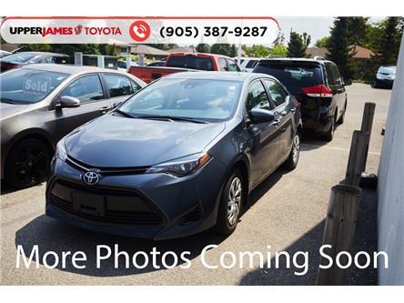 2019 Toyota Corolla LE (Stk: 76998) in Hamilton - Image 1 of 6