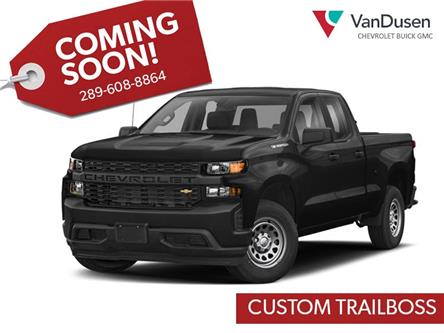 2021 Chevrolet Silverado 1500 Custom Trail Boss (Stk: ZSHV2C) in Ajax - Image 1 of 5