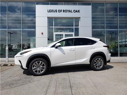 2021 Lexus NX 300 Base (Stk: L21475) in Calgary - Image 1 of 12