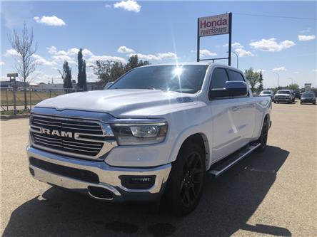 2019 RAM 1500 Laramie (Stk: P21-069) in Grande Prairie - Image 1 of 28