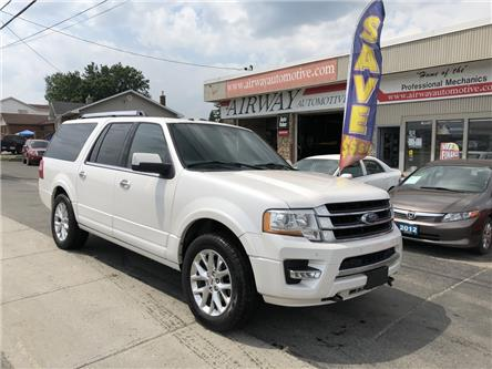 2017 Ford Expedition Max Limited (Stk: 2074) in Garson - Image 1 of 14