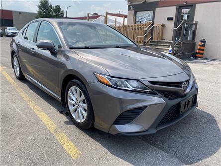 2018 Toyota Camry L (Stk: A21101A) in Ottawa - Image 1 of 18