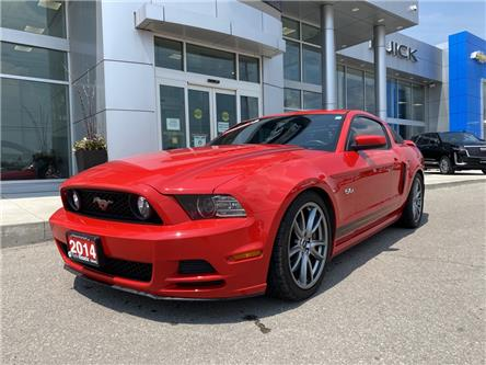 2014 Ford Mustang GT (Stk: G358493AA) in Newmarket - Image 1 of 16