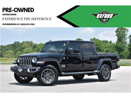 2020 Jeep Gladiator Overland (Stk: 21548A) in London - Image 1 of 23