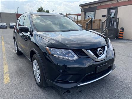 2016 Nissan Rogue S (Stk: A21074) in Ottawa - Image 1 of 19