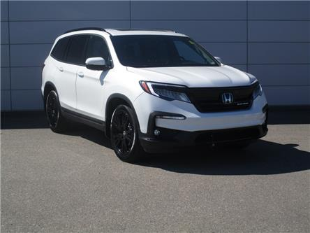 2021 Honda Pilot Black Edition (Stk: 2101552) in Regina - Image 1 of 23