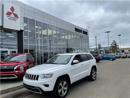 2014 Jeep Grand Cherokee Limited (Stk: BM4192A) in Edmonton - Image 1 of 27