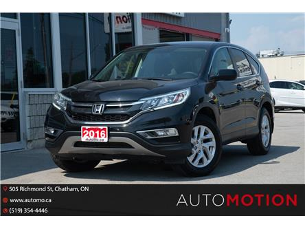 2016 Honda CR-V SE (Stk: 211188) in Chatham - Image 1 of 24