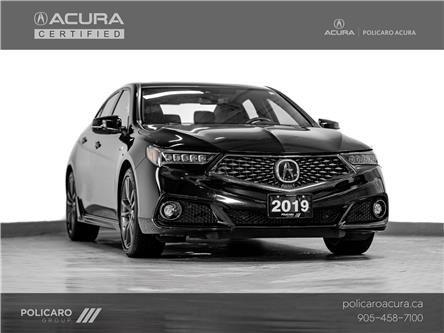 2019 Acura TLX Tech A-Spec (Stk: 801039P) in Brampton - Image 1 of 30