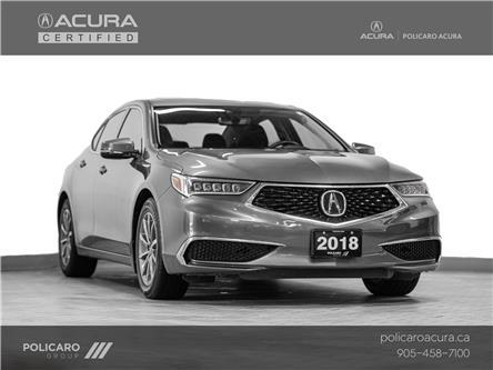 2018 Acura TLX Tech (Stk: 800663P) in Brampton - Image 1 of 26
