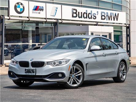 2017 BMW 430i xDrive Gran Coupe (Stk: DB8191) in Oakville - Image 1 of 24