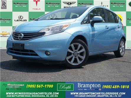 2014 Nissan Versa Note 1.6 SL (Stk: 1358A) in Mississauga - Image 1 of 10