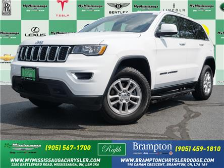2020 Jeep Grand Cherokee Laredo (Stk: 21453A) in Mississauga - Image 1 of 23
