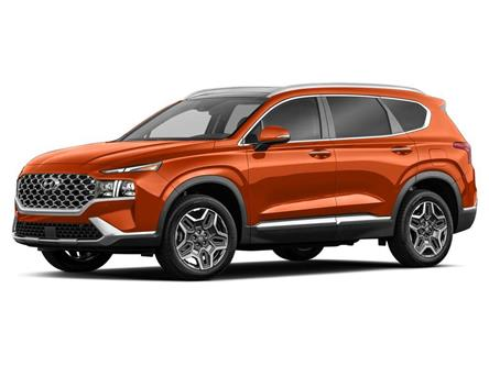 2021 Hyundai Santa Fe HEV Preferred w/Trend Package (Stk: 22721) in Aurora - Image 1 of 2