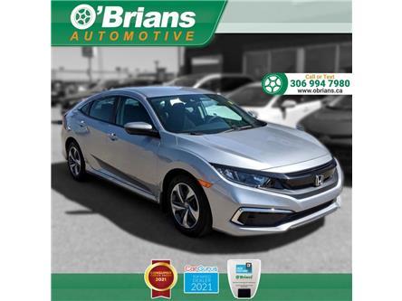 2020 Honda Civic LX (Stk: 14645A) in Saskatoon - Image 1 of 20