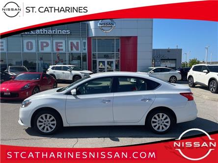 2018 Nissan Sentra 1.8 S (Stk: P2987) in St. Catharines - Image 1 of 20