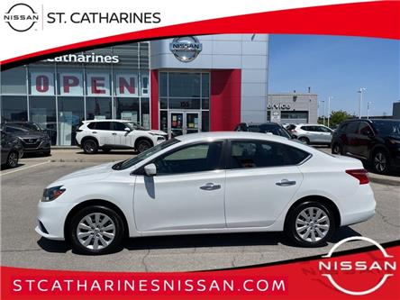 2017 Nissan Sentra 1.8 SV (Stk: P2951A) in St. Catharines - Image 1 of 22