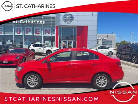2018 Chevrolet Sonic LT Auto (Stk: P2965A) in St. Catharines - Image 1 of 21