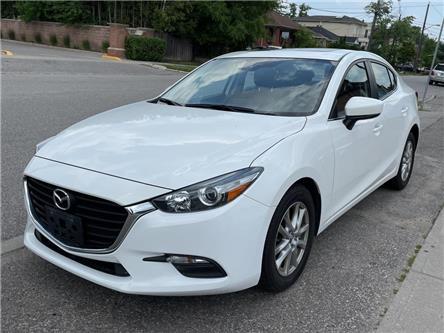 2017 Mazda Mazda3 GS (Stk: P3683) in Toronto - Image 1 of 20