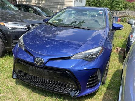 2017 Toyota Corolla XSE (Stk: P3681A) in Toronto - Image 1 of 3